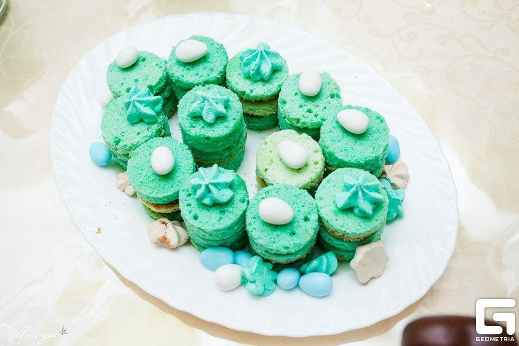 открытые мини тортики - фото 1773331 Надежда Алябьева - свадебные торты