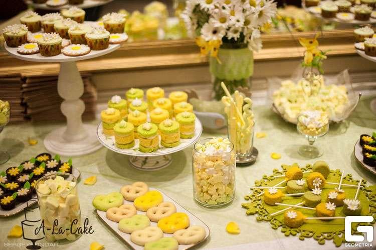 Мини безе - фото 1773355 Надежда Алябьева - свадебные торты
