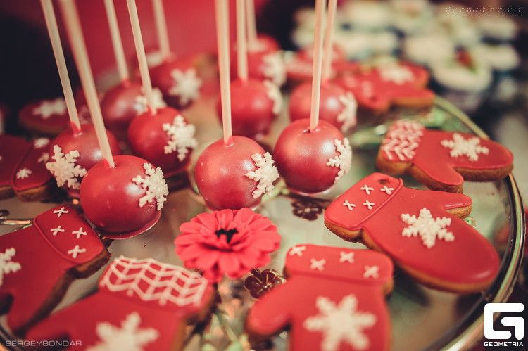 Кейк попс - фото 1773373 Надежда Алябьева - свадебные торты