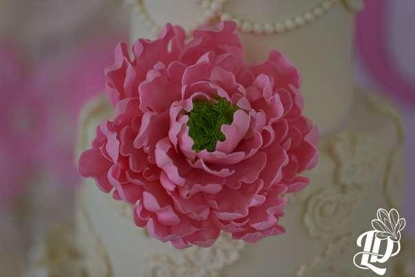 Фото 2507865 в коллекции A-La-Cake! Эксклюзивные торты ручной работы от Надежды Алябьевой - Надежда Алябьева - свадебные торты