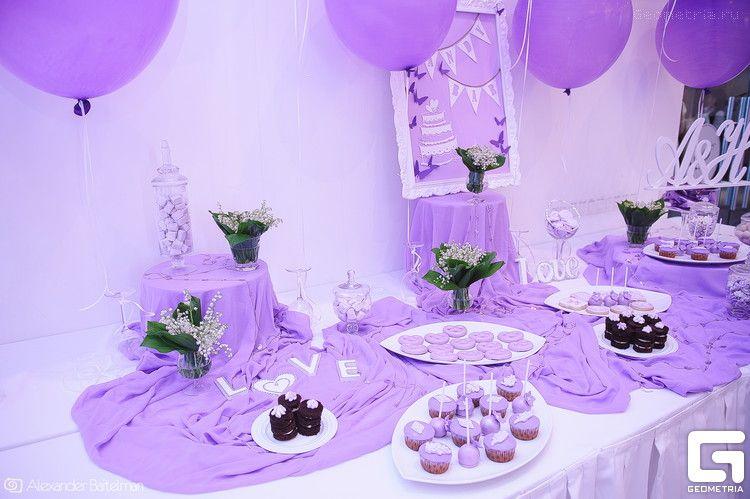 Фото 2507915 в коллекции Candy Bar- маленькие сладости! - Надежда Алябьева - свадебные торты
