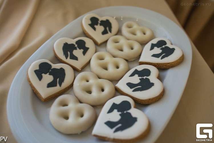Фото 2507943 в коллекции Candy Bar- маленькие сладости! - Надежда Алябьева - свадебные торты