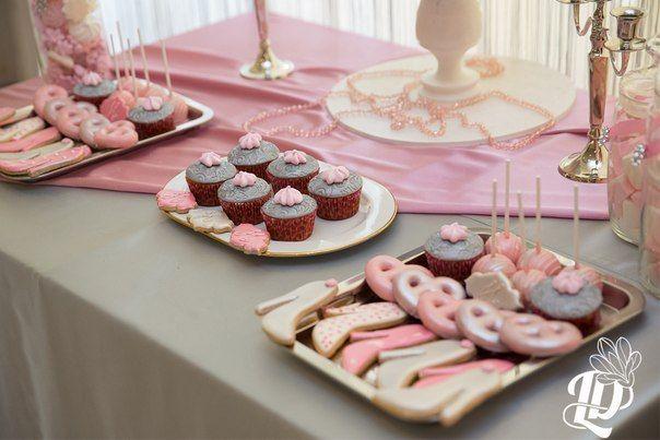 Фото 2507981 в коллекции Candy Bar- маленькие сладости! - Надежда Алябьева - свадебные торты