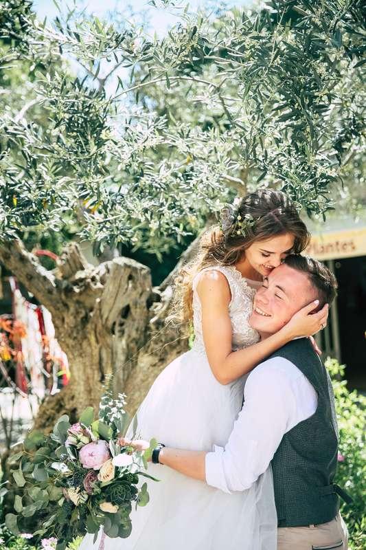 Фото 15725420 в коллекции Свадьба во Франции - Фотограф Анна Гурова