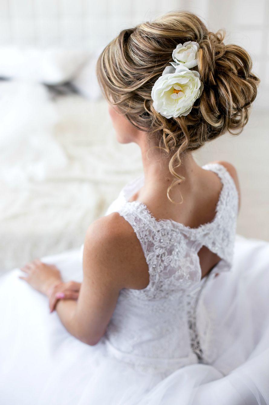 Фото 12976788 в коллекции свадебная прическа - Стилист Даша Сидельникова