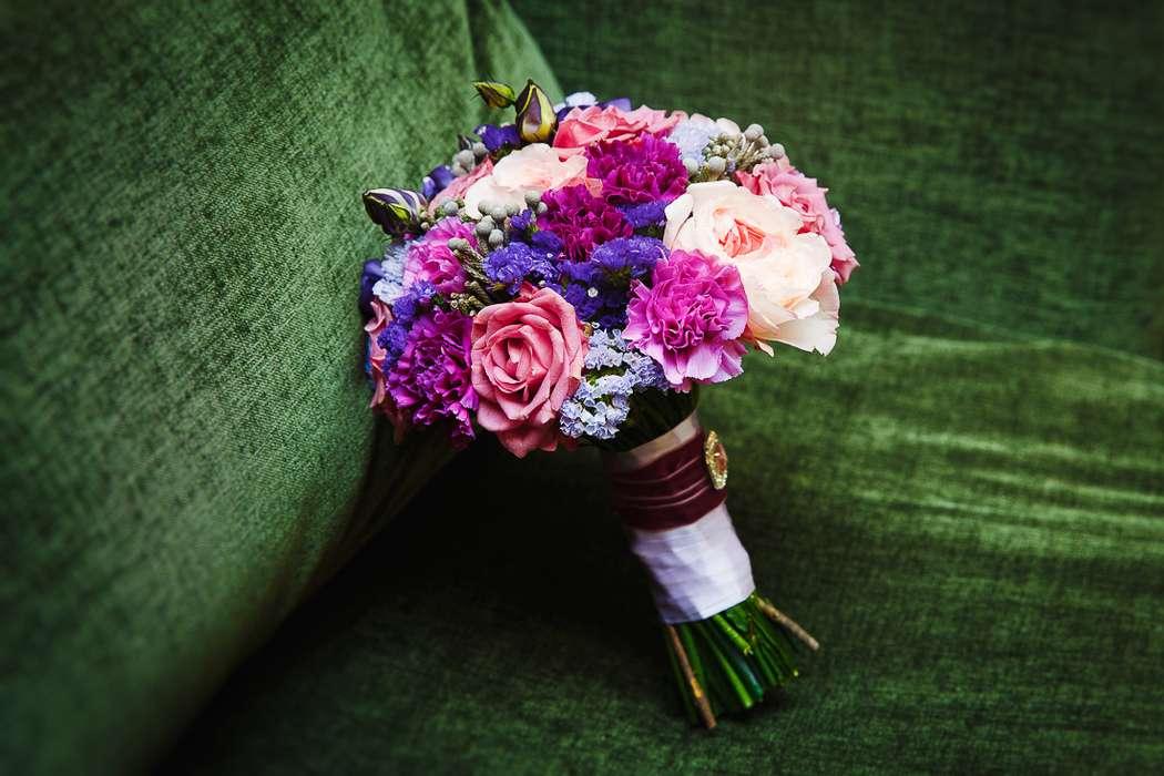 Фото 3747379 в коллекции Букеты невесты - Мастерская цветов и декора Shabby