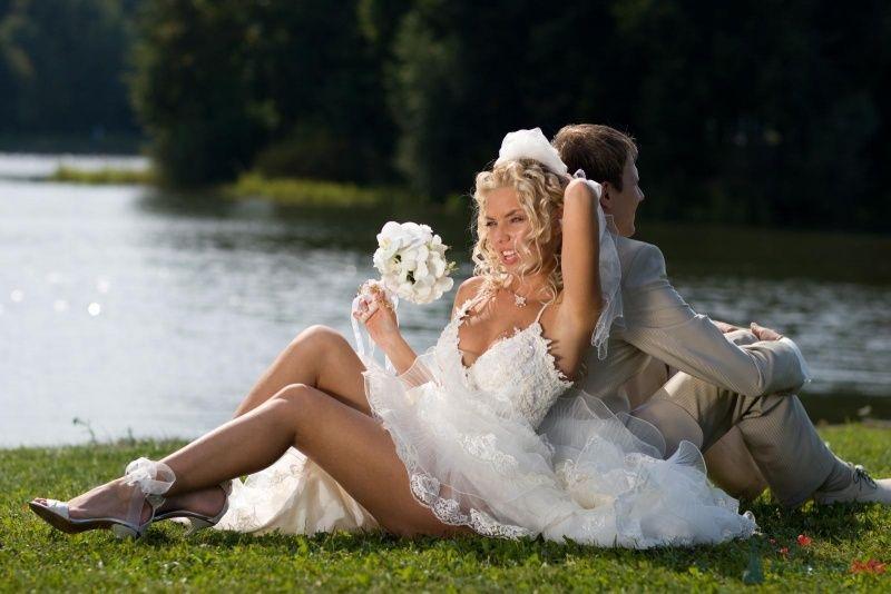 Фото 38294 в коллекции новые фото со свадьбы - barbie