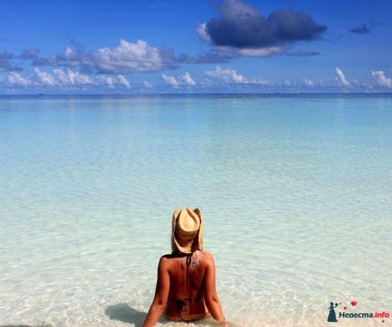 Фото 104337 в коллекции Мальдивы  -  идеальное место для медового месяца. - barbie