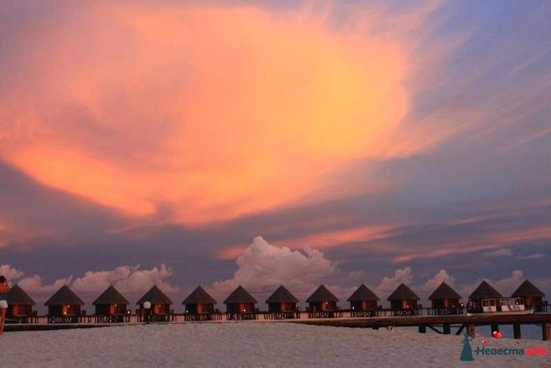 Фото 104344 в коллекции Мальдивы  -  идеальное место для медового месяца. - barbie