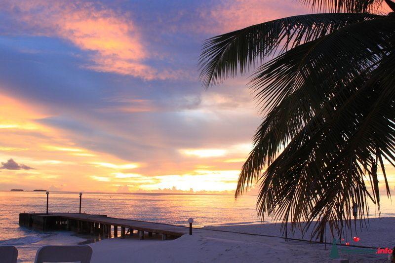 Фото 104346 в коллекции Мальдивы  -  идеальное место для медового месяца.