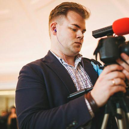 """Видеосъёмка полного дня - пакет """"Премиум"""", 12 часов"""