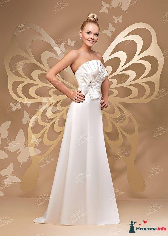 """Фото 444736 в коллекции Свадебные платья на заказ. - Свадебный салон """"Grace"""""""