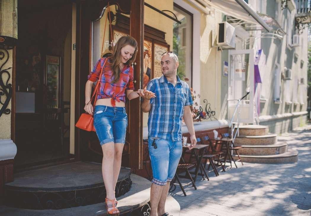 Фото 8278960 в коллекции Владимир и Олеся - прогулка - Фотограф Сергей Гавриленко