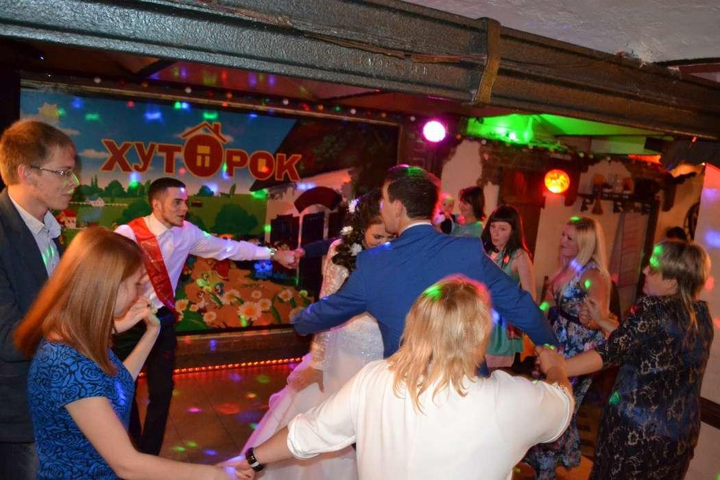 Свадьба в ресторане Хуторок - фото 8320336 DJ Влад Добрый