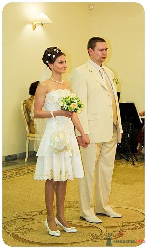 Фото 28346 в коллекции Для форума - Визажист-стилист свадебного образа Лариса Костина