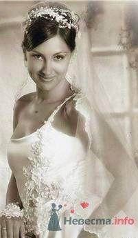 Фото 33788 в коллекции Для форума - Визажист-стилист свадебного образа Лариса Костина