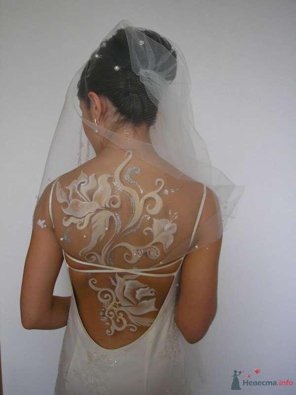 Фото 37004 в коллекции Для форума - Визажист-стилист свадебного образа Лариса Костина