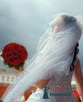 Фото 89192 в коллекции Мои Невесты - Визажист-стилист свадебного образа Лариса Костина
