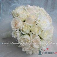 Восхитительный букет из роз