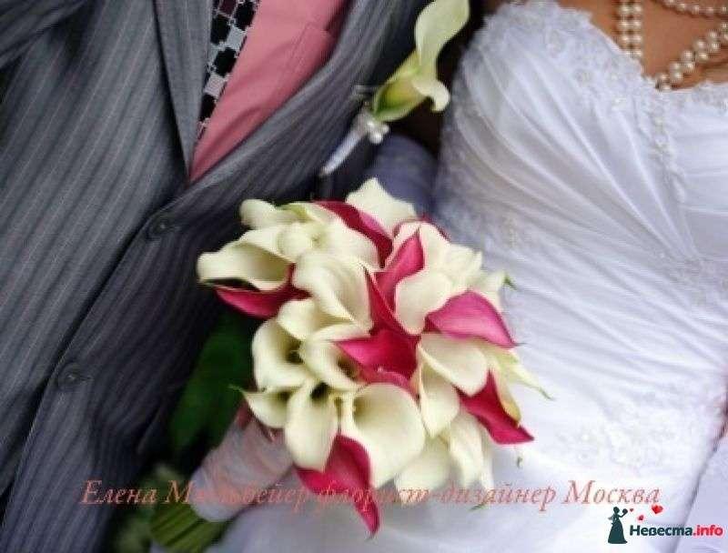 """Букет из калл - фото 388484 Цветочная мастерская """"Флорина"""""""
