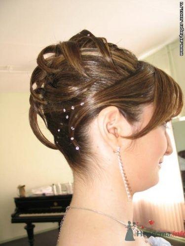 Съемка для журнала HAIRs. - фото 454 Невеста01