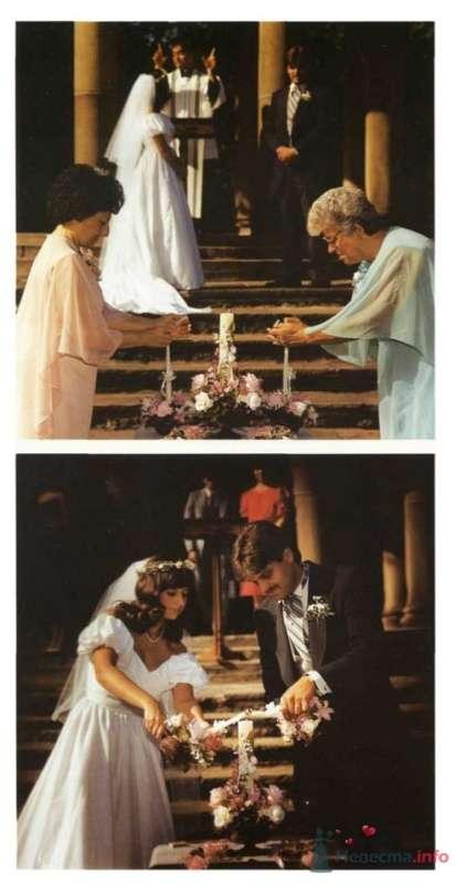 зажжение семейного очага 1985г. - фото 66897 Невеста01