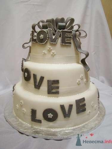 Торт Love - фото 554 Компания Magic Сake