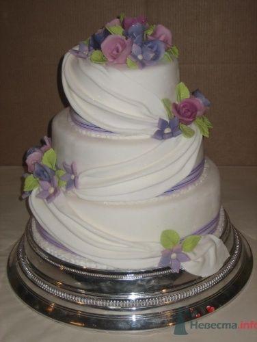 Торт Мадемуазель - фото 555 Компания Magic Сake