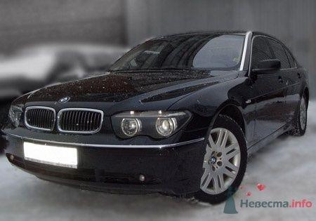 BMW 7 (E 65) - фото 2801 Vip Limousine - аренда авто