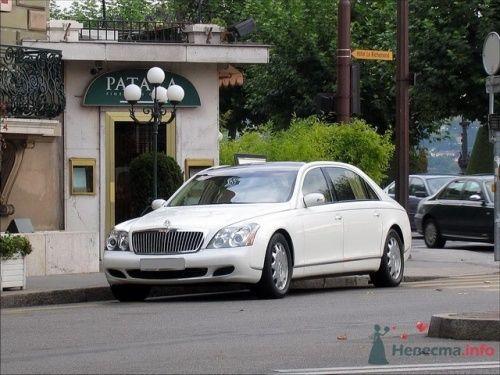 Прокат автомобиля Майбах 62 - фото 2431 Авто-Премиум - прокат авто
