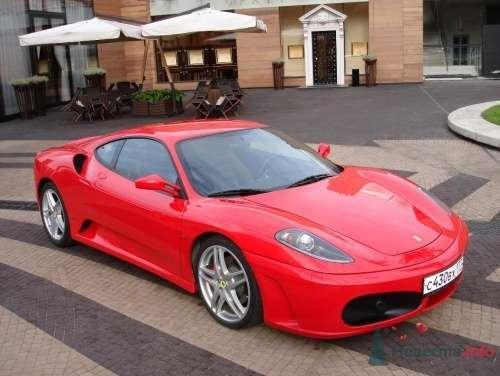 Ferrari 430 - фото 2480 Авто-Премиум - прокат авто