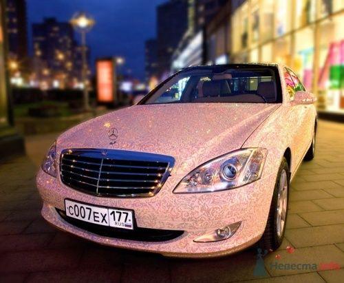 Мерседес S 221 Сваровски эксклюзив - фото 2502 Авто-Премиум - прокат авто