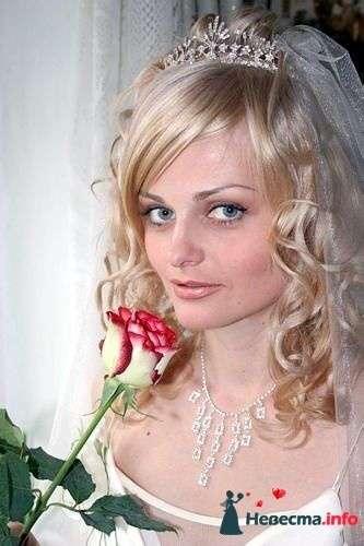 Фото 95393 в коллекции Свадебные прически (фотографии сняты не мной)  - Wamira