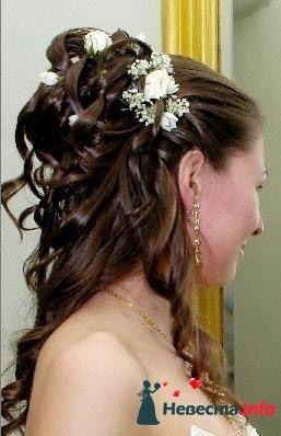 Фото 95399 в коллекции Свадебные прически (фотографии сняты не мной)  - Wamira