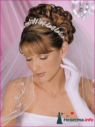 Фото 95405 в коллекции Свадебные прически (фотографии сняты не мной)  - Wamira