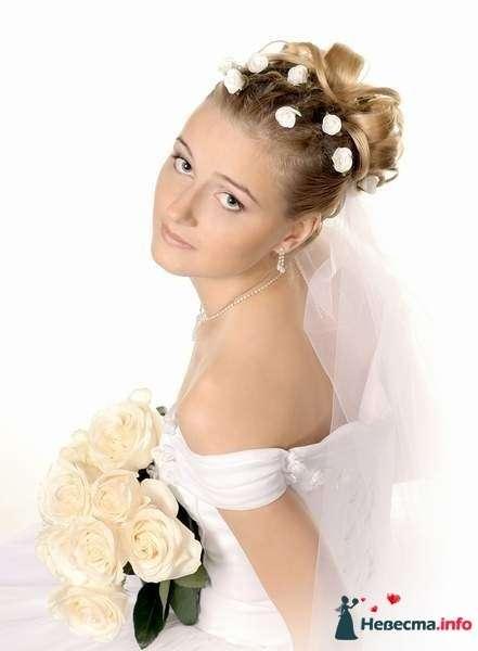 Фото 95407 в коллекции Свадебные прически (фотографии сняты не мной)  - Wamira