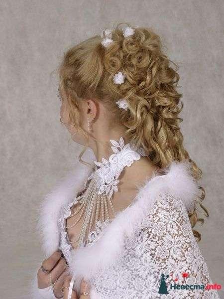 Фото 95410 в коллекции Свадебные прически (фотографии сняты не мной)  - Wamira
