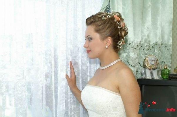 Фото 95495 в коллекции Свадебные прически (фотографии сняты не мной)  - Wamira