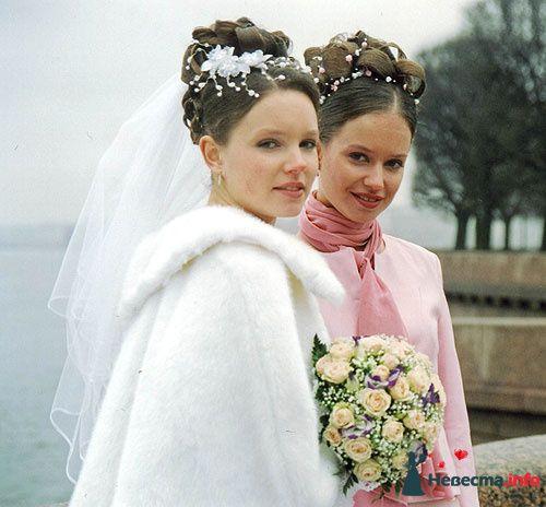 Фото 95510 в коллекции Свадебные прически (фотографии сняты не мной)