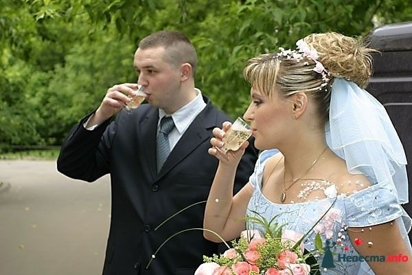 Фото 95519 в коллекции Свадебные прически (фотографии сняты не мной)