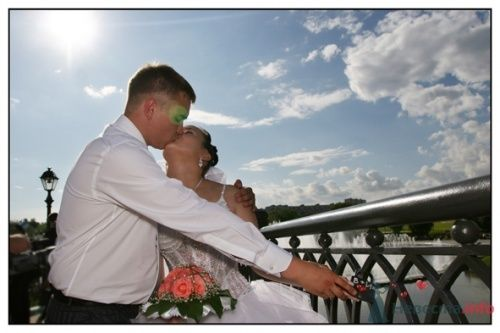 Фото 21599 в коллекции свадебные - Олег и Юлия Романив - свадебная фотосъемка