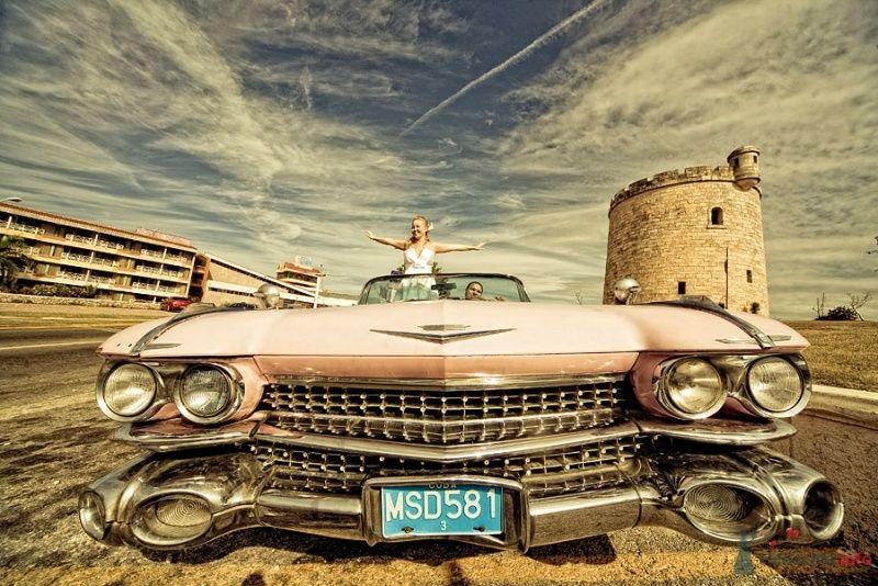 Фото 65747 в коллекции Cuba wedding - Romanetes