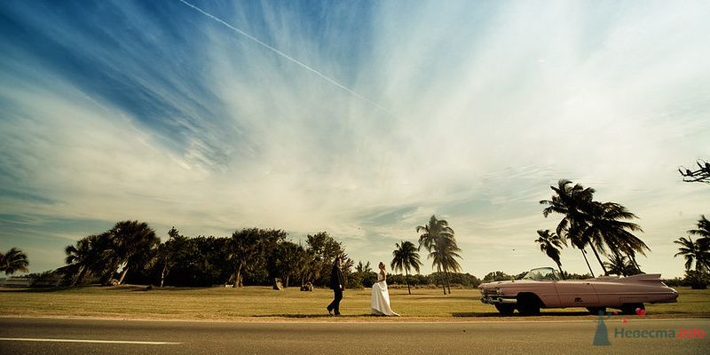 Фото 74074 в коллекции Cuba wedding - Romanetes