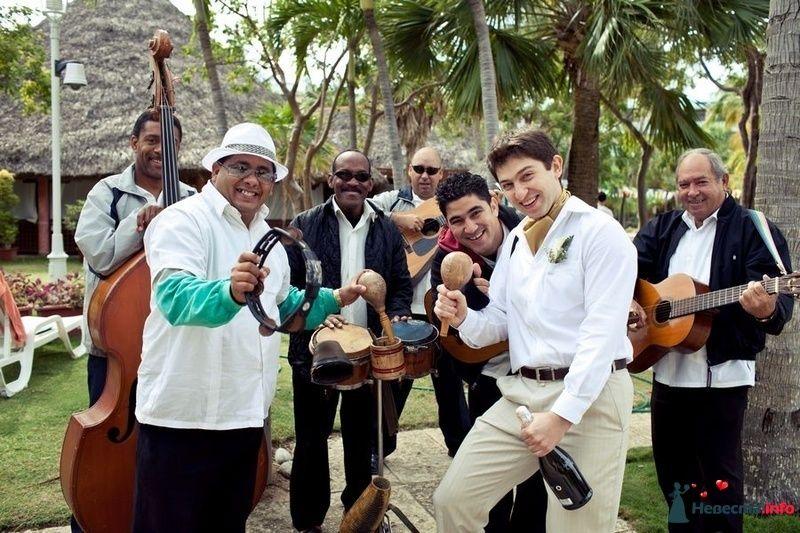 Фото 89119 в коллекции Cuba wedding - Romanetes