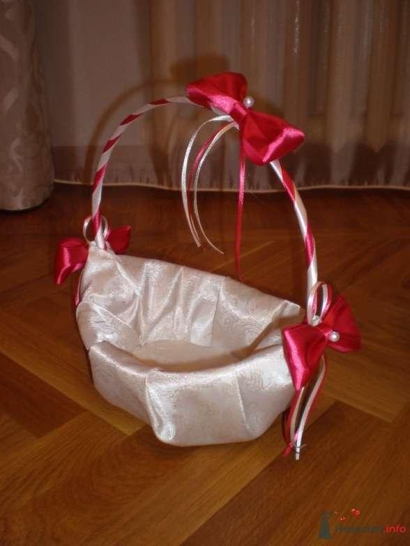 Корзинка для лепестков - фото 29033 dorny