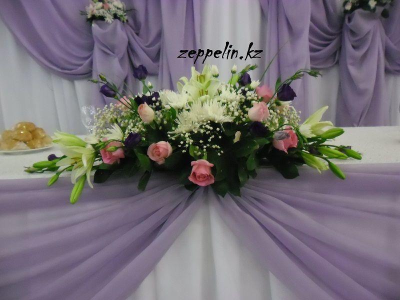 живые цветы на стол - фото 1869879 Корпорация праздников - студия оформления