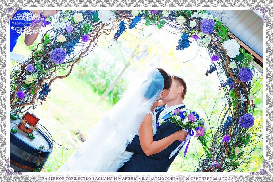 Фото 8905856 в коллекции Василий и Марина - Мастерская свадеб - организаторы
