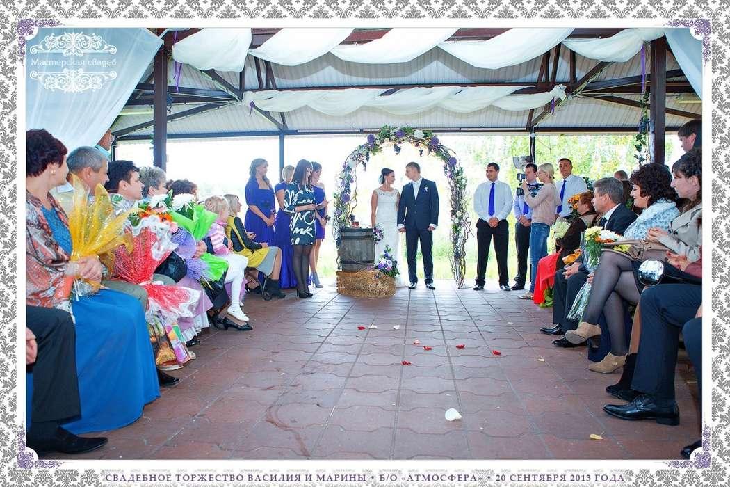 Фото 8905872 в коллекции Василий и Марина - Мастерская свадеб - организаторы