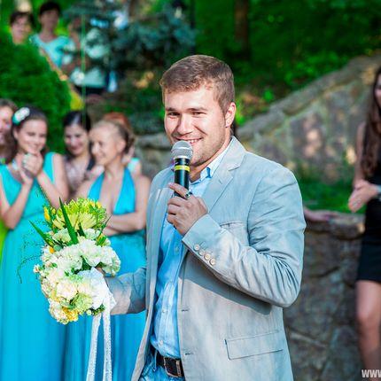 Ведущий свадебного торжесва