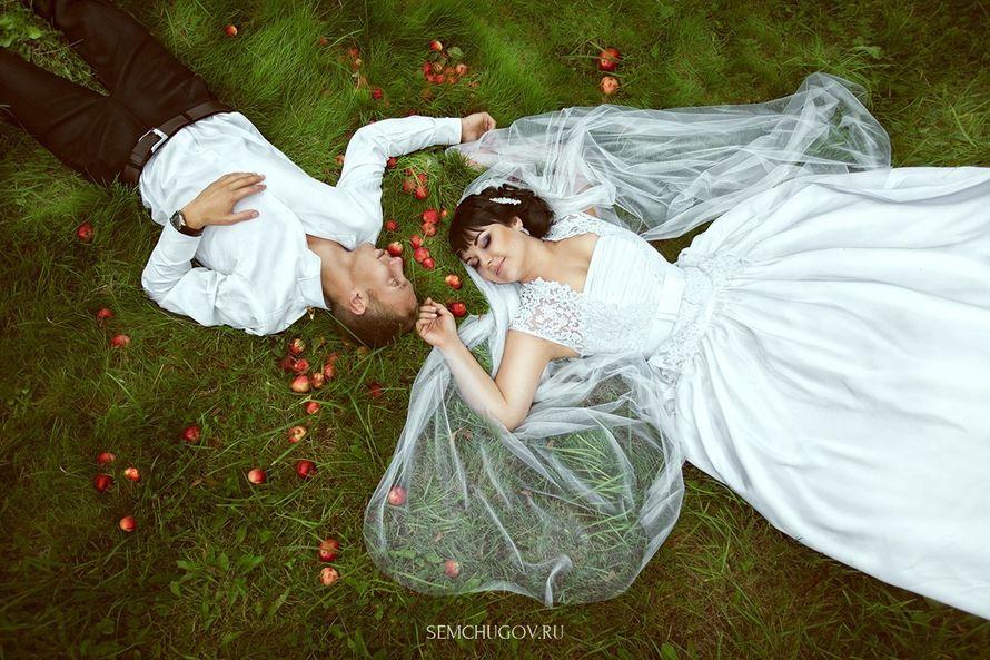 Елена и Вадим - фото 13495270 Фотограф Кирилл Семчугов
